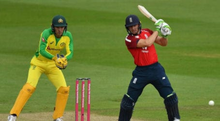 Jos Buttler guides England to series win against Australia