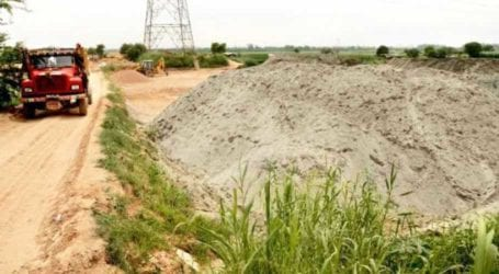 Land illegally occupied in Islamabad's housing society