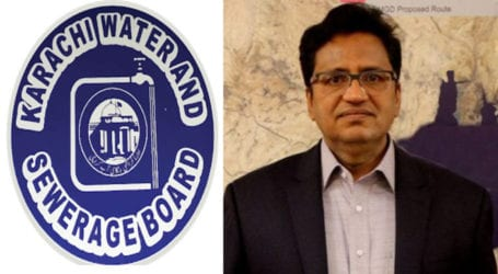 KWSB cuts off water connection of several major defaulters