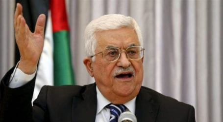 Palestine's Abbas urges UN for Mideast conference next year
