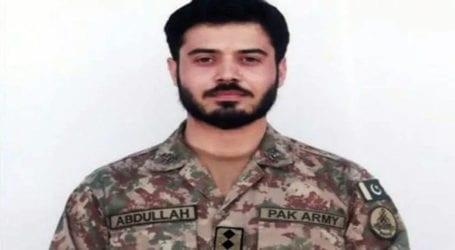 Soldier martyred in firing by terrorists in Waziristan: ISPR
