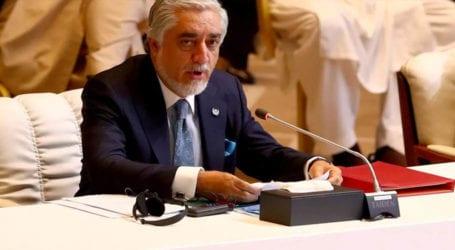 Freed Taliban have returned to battlefield, says Afghan leader