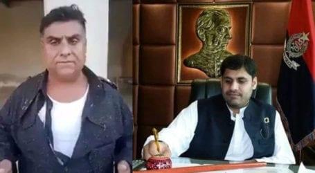 Police deny suicide news of ASI Asghar in Larkana