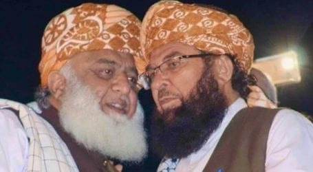 Army Chief met Maulana Fazl before Azadi March: JUI-F leader