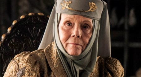'Game Of Thrones' star Diana Rigg passes away