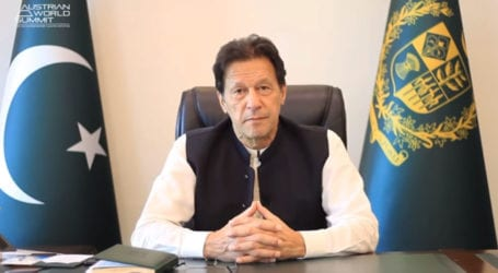 PM urges global community to work for resolution of Kashmir dispute