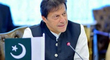PM Imran Khan arrives in Karachi on day-long visit