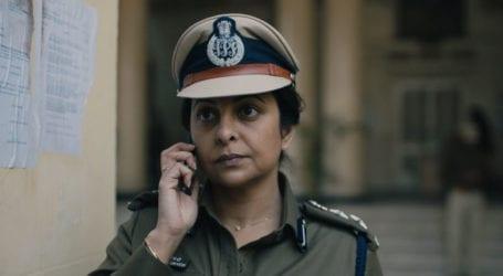 Netflix series 'Delhi Crime' nominated for Int'l Emmy Awards