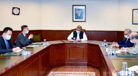 FM Qureshi stresses on further cooperation with China in agriculture