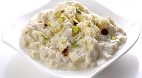 The Most Milky Dessert 'Rabri'