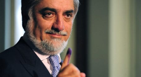 Afghan leader Abdullah to visit Pakistan this month