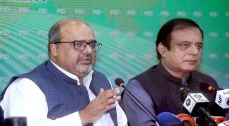 Shehbaz Sharif arrested in money laundering case: Shibli Faraz