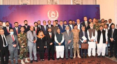 Second Pak-Afghan bilateral forum meeting held in Kabul