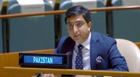 Kashmir was never part of India: Pakistan tells UN
