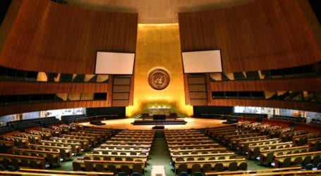 UN General Assembly session opens without world leaders