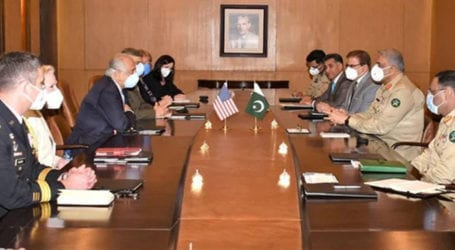 Khalilzad lauds Pakistan's role for supporting Afghan peace