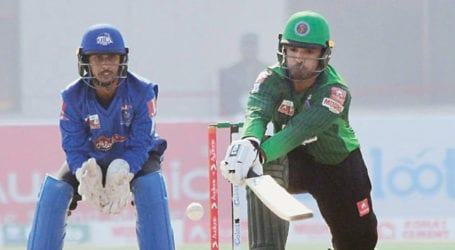 National T-20 cup: Two matches to be played today