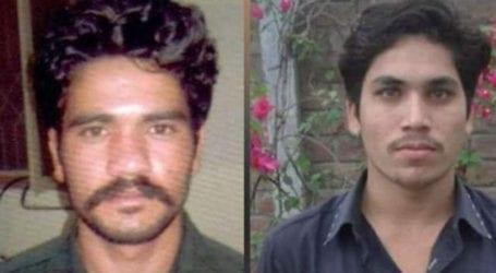 Motorway gangrape victim identifies prime suspects