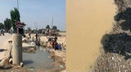 SSHAI Chief urges to repair water supply line in industrial area