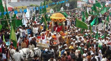 Traffic plan for 12th Rabi-ul-Awwal processions announced
