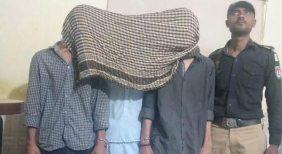 CTD arrests three wanted criminals in Karachi's Lyari area