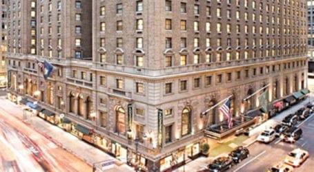NAB Chairman takes notice of Roosevelt Hotel's closure in US