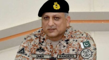 Conspiratorial elements will not be allowed to succeed: DG Rangers Sindh