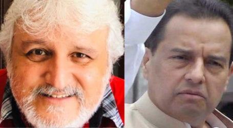 Actor Khalid Anam demands legal action against Captain Safdar