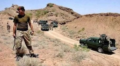 Security forces kill two wanted terrorists in North Waziristan