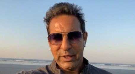Wasim Akram expresses disappointment over Sea View's condition