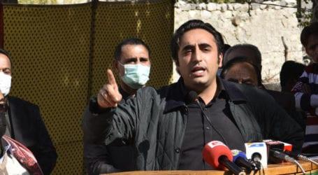 Bilawal arrives in Gilgit-Baltistan for election campaigning