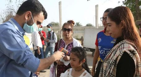 Pakistan reports 736 new coronavirus cases
