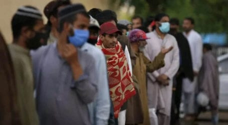 Pakistan reports 14 COVID-19 deaths, 825 new cases