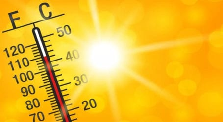 Mercury likely to reach 42 degrees Celsius in Karachi today