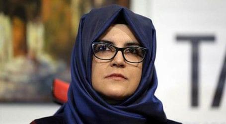 Khashoggi's fiancee sues Saudi Crown Prince in US over murder