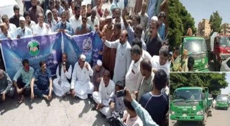 KMC employees demand release of salaries