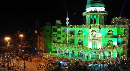 Eid Milad-un-Nabi being celebrated with religious fervour