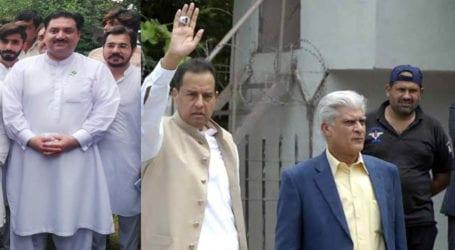Treason case registered against Captain Safdar, MPA Imran Khalid