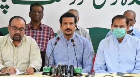 Will not allow anyone to speak against Quaid, Urdu language: Faisal Sabzwari