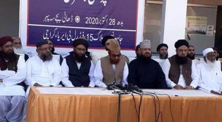 Mufti Muneeb condemns blasphemous cartoons, urges Muslim unity