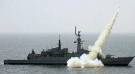 Pakistan Navy conducts successful demonstration of anti-ship missile