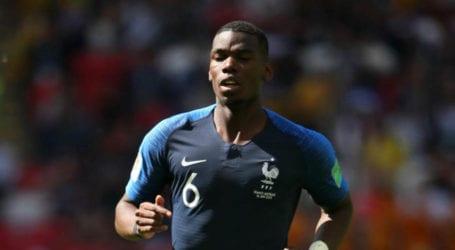 Footballer Paul Pogba quits over French President's remarks