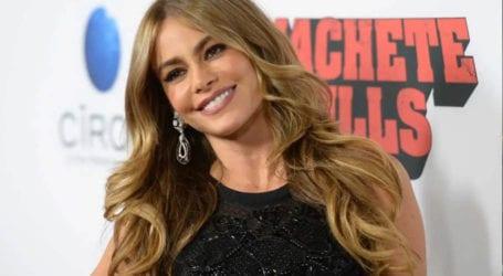 Sofia Vergara tops list of highest-paid actresses