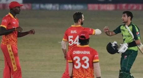 Pakistan to face Zimbabwe in third T20 match today