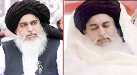 Funeral prayers of Khadim Rizvi to be offered in Lahore today
