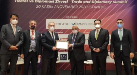 EFP signs MOU to accelerate bilateral trade with Turkey
