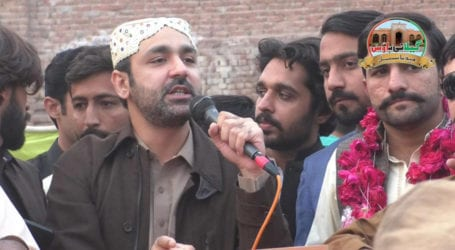 PPP's Ali Musa Gillani released a day after arrest in Multan