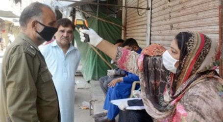 34 more patients die from coronavirus in Pakistan