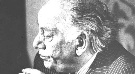 Faiz Ahmad Faiz being remembered on 36th death anniversary