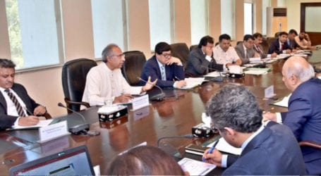 Hafeez Shaikh directs provinces tokeep check on food prices